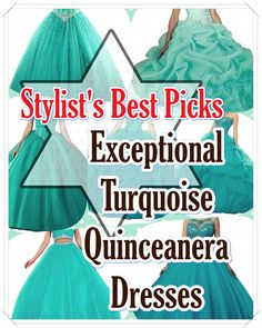 Turquoise Quinceanera dress- These stylist tips from social gatherings party planners will allow you to identify the most perfect Turquoise Quinceanera dress quickly! Turquoise Quinceanera Dresses, Sweet Sixteen Dresses, Dream Party, Turquoise Dress, Quince Dresses, Looking For Women, Dress For You, Beautiful Day, Dress Patterns