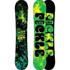 Gnu Park Pickle PBTX Snowboard