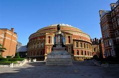 Royal Albert Hall Architecture, Photos, London Building - e-architect Architect Logo, Architect House, London Architecture, Famous Architects, Royal Albert Hall, World Images, Concert Hall, Building Design, London England
