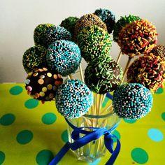 Így készíts látványos sütinyalókát! | Sweet Bonnie Cake Pop, Ale, Sweet, Cake Pops, Candy, Ale Beer, Ales, Beer