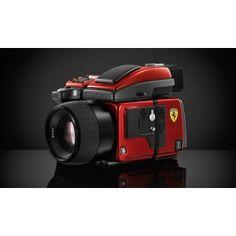 Hasselblad H4D 40 FERRARI EDITION + 80 mm + VISOR HVD 90x