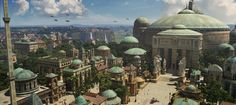 naboo - for thirion or other gyralician cities