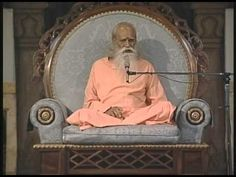 """Self love is not self-ISH""""Serve Yourself First"""" - A Talk by Swami Satchidananda (Integral Yoga)"""