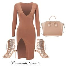 """Chic"" by romaritasenorita ❤ liked on Polyvore featuring Givenchy and Sophia Webster"
