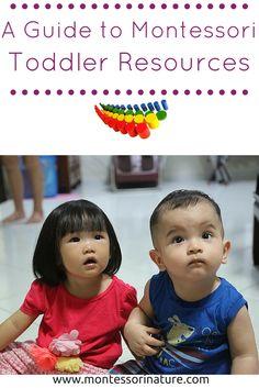 A Guide to Montessori Toddler Resources \\ Montessori nature