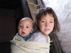 Yishi Dolma and Tenzin Yundum