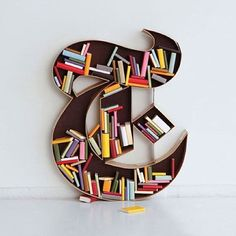 juliencoppola: T.Bookshelf by raptstudio by designoftheworld http://ift.tt/1agwTko