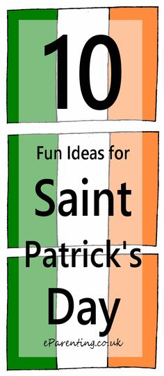 10 Fun Ideas for St. Patrick's Day