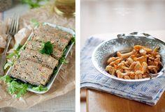 Pasztet z soczewicy z kurkami Food, Essen, Meals, Yemek, Eten