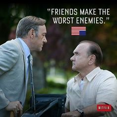 House of Cards  No. 70 on @Ben Silbermann Cohen Top 100 TV c. 2013 #BestTVShow