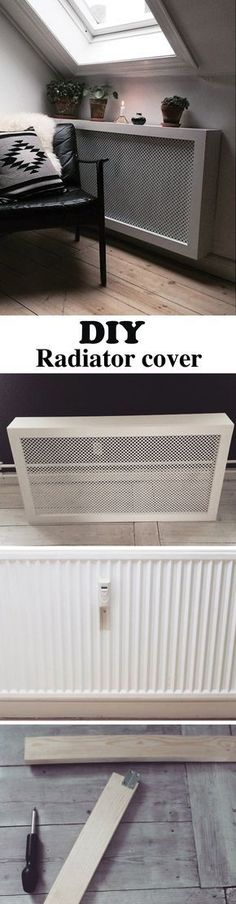 Home Design Ideas: Home Decorating Ideas For Cheap Home Decorating Ideas For Cheap This DIY radiator cover is easy and cheap to make. It's the perfect cover fo...