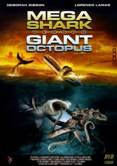 Mega Shark vs. Giant Octopus (2009) - MovieMeter.nl