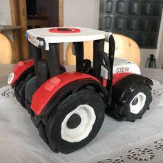 Traktor Torte Steyr, Baby Strollers, Birthday Cake Toppers, Baby Prams, Strollers