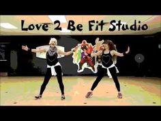 FUN by Pitbull, Chris Brown Dance Fitness, Zumba ® at Love 2 Be Fit Studio