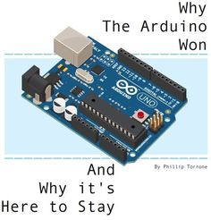 nice article: why the arduino won and why it's here to stay