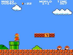 Mario level 1