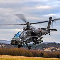 US Air Force AH-64Apache