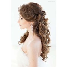 18 Bride's Favourite Wedding Hairstyles For Long Hair   Wedding Forward