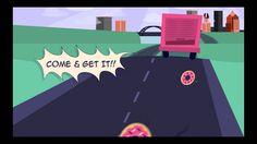Donut Slinger | Teaser Trailer | by Craft Brewed Games