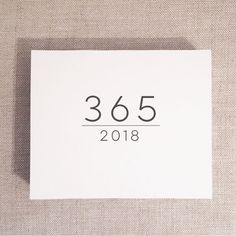 Introducing our new 365 Day Tear away each new day! Calendar Notes, Custom Journals, New Day, Cards Against Humanity, Design, Brand New Day