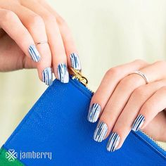 Jamberry December Sisters' Style Exclusive design!  I love this!   Only available in December. Order online: http://kimd.jamberry.ca/