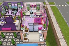 House four / bedroom / 2nd floor / sitting room / bathroom