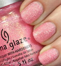 Wish On A Starfish China Glaze Sea Goddess for Spring 2014 – Swatches Pedicure Colors, Manicure E Pedicure, Pedicures, Classy Nails, Trendy Nails, How To Do Nails, Fun Nails, China Glaze Nail Polish, Nail Polish Colors