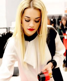 Singer Rita Ora Takes Us Shopping at Joe Fresh and Lets Us In on Her 2013…