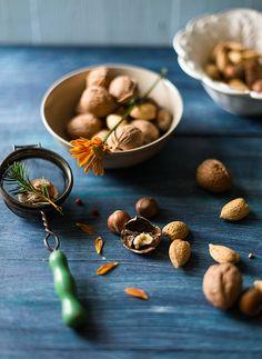 Almonds and Walnuts | Au Petit Goût