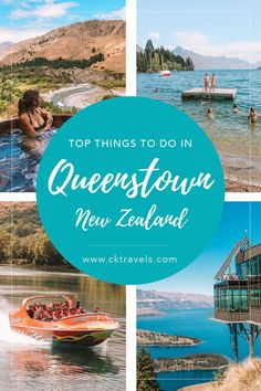 The ultimate guide - things to do in Queenstown, New Zealand - CK Travels Queenstown Gardens, Queenstown New Zealand, Auckland New Zealand, Tahiti, Lake Wakatipu, New Zealand Travel Guide, Visit New Zealand, New Zealand South Island, New Zealand