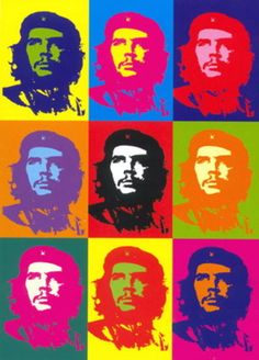 Che (1962) by Andy Warhol