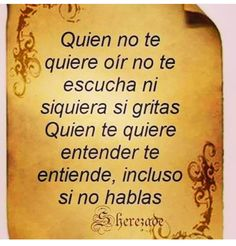 Frases, Te Quiero, The Scream, Reading