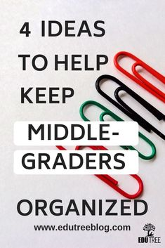 Classroom Management: Ideas on how to help middle school students stay organized in the classroom. Middle School Hacks, Middle School Ela, Middle School Classroom, School Teacher, School Tips, School Resources, School Planner, School Schedule, Classroom Organization
