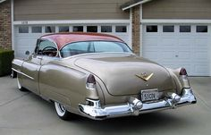 1953 Cadillac Coupe deVille                                                                                                                                                                                 More