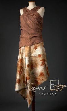 love the asymetrical skirt. Wish I was young enough again to wear the top.
