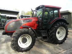 valtra tractors | valtra t151 advanced valtra t151 advanced 2009 09 reg front suspension ...