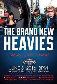 The Brand New Heavies (6.3.16)