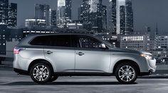 2014 Mitsubishi Outlander Images