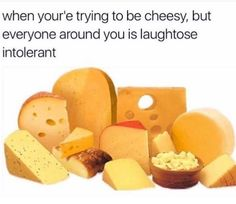 A cheesy post