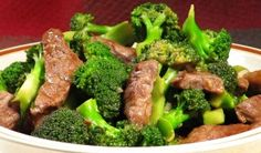 Chinese Beef and Broccoli Recipes | Mukpin Recipes