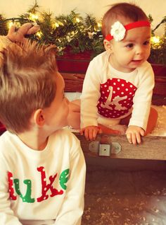Christmas Outfit Christmas Shirt Sibling by willowlaneboutiques Boys Christmas Shirt, Boys Christmas Outfits, Christmas Tutu, 25 Days Of Christmas, Tutus For Girls, Shirts For Girls, Brother And Sister Love, Baby Girl Tutu, Twin Outfits