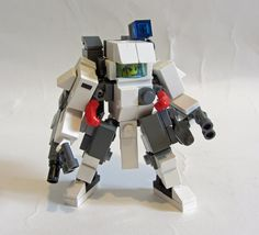 """""""Type 4 Powered Armor"""" by FateHeart: Pimped from Flickr"""
