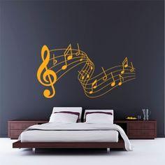 Κυματιστό Μουσικό Πεντάγραμμο Home Decor, Decoration Home, Room Decor, Home Interior Design, Home Decoration, Interior Design