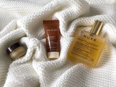 Nuxe Ultimate Cocooning Set Review and Giveaway! - The Little Loft Always Cold, Nuxe, Cleansing Gel, Lip Care, Face And Body, Sensitive Skin, The Balm, Giveaway, Skincare