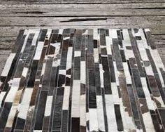 como hacer alfombras de cuero - Buscar con Google