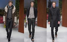 A brief look at the Men´s Fall 2014 collection, midst the shakeup at top executive level in the house of Cavalli, which was marked by the exit of Daniele Cavalli, and wife Eva, out of the label. Follow the link to follow reading in our MAGSC NEWS.