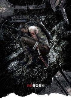 Tomb Raider Reborn epic illustrations