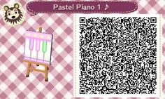 my name is claudia and you can find qr codes for animal crossing here! I also post non qr code related stuff so if you're only here for the qr codes please just blacklist my personal tag. Acnl Pfade, Acnl Art, Animal Crossing Qr Codes, Gurren Laggan, Flag Code, Acnl Paths, Motif Acnl, Ac New Leaf, Brick Path