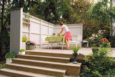 Ut och njut på altanen! | Altan | Gör det själv | viivilla.se