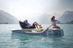 Ceclo is a modern times pedalo, to bold and sensuous design, for relaxation and daydreaming, couple or family. Pedal Boat, Floating Architecture, Global Design, Far Away, Photo Galleries, Adventure, The Originals, Gallery, Vehicles